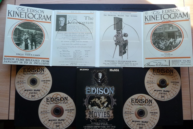 Edison: The Invention of the Movies.